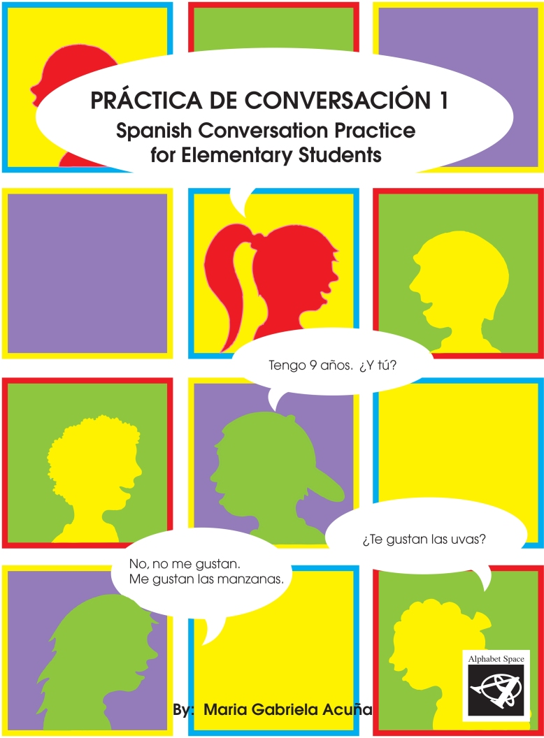 Cover Conversation Book 1 F