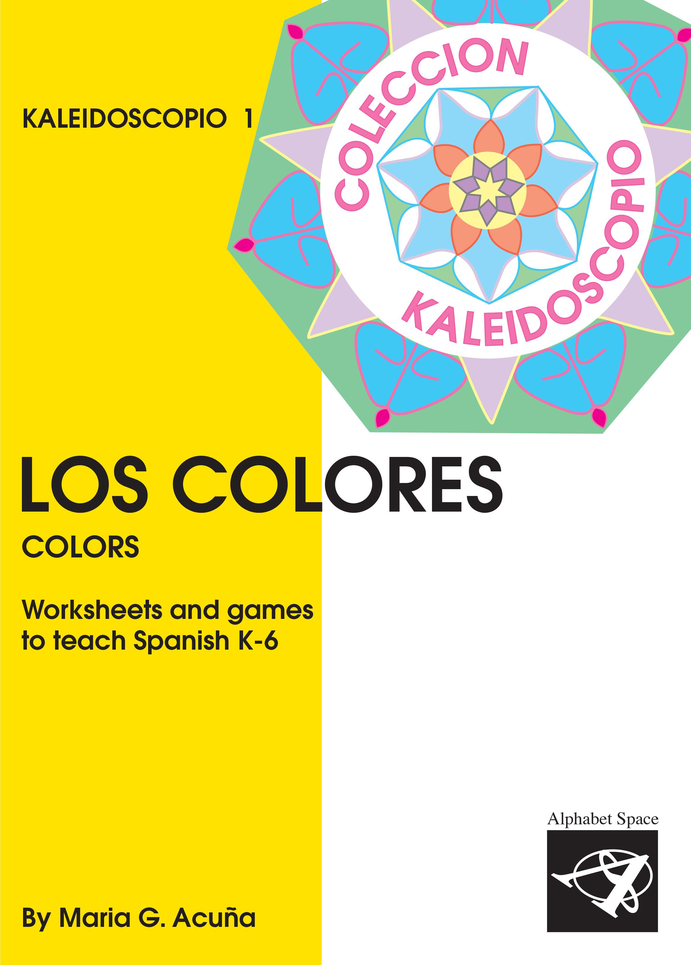 Contents Los colores [Converted]