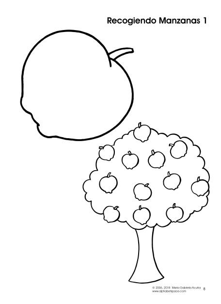 Recogiendo Manzanas 1 AMA 2018